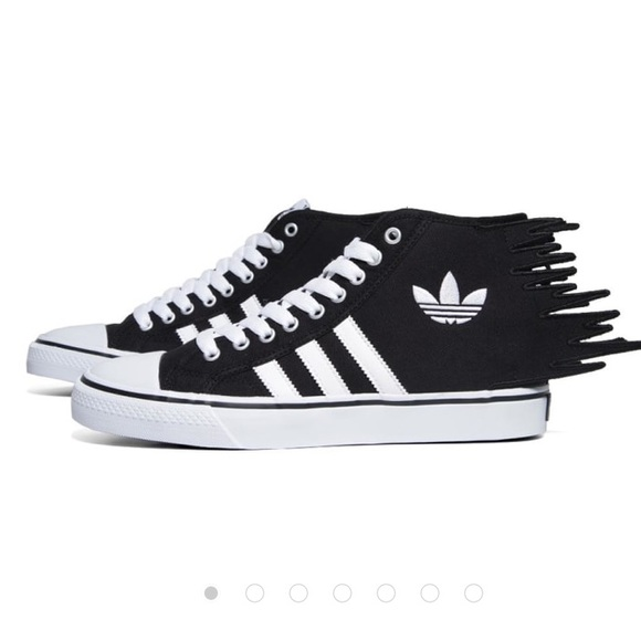 d860b443869 Jeremy Scott x Adidas Other - Jeremy Scott Nizza Jagged by Adidas size 10